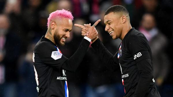 'I saw Neymar and Mbappe defend a lot' - Mahrez