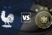 Photo of TODAY'S MATCH: France VS Germany 8:00PM
