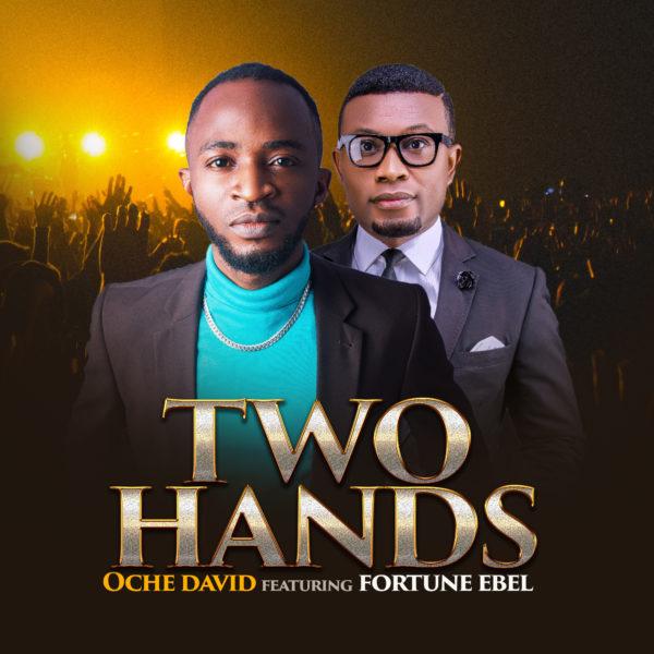 Two Hands By Oche David