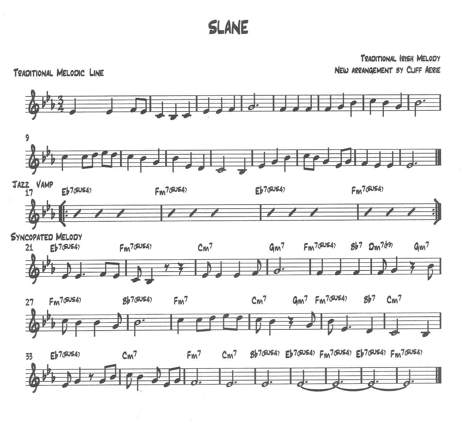 Old Rugged Cross Saxophone: Jazz Hymn Arranging