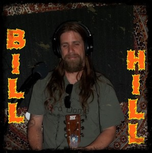 Bill Hill - rhythm guitar for Hellbilly Bandits