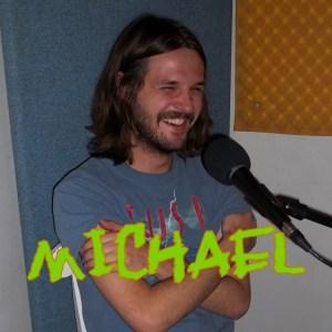 Michael Smalski - drummer - smiling