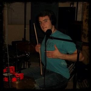 Ben Ashlock, mugging suggestively at the camera