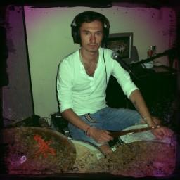 Misha Bardashov - drummer for Tempo