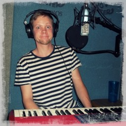 Adam Landis, keyboard player