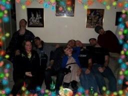 WLP crew pretending dead