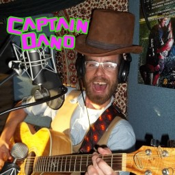 picture text: Captain Dano
