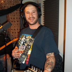 Matt Bode - Saber Tooth Dragons - Guitar/vox