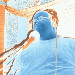 Pat Rhea, bass for Roxxy Collie