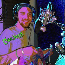 Craig Schrader, guitar and vocals