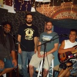 7-Out, a Reno rock/rap/funk/psychedelic band.