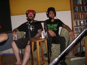 Felix Polanski and Andy 86