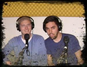 Shane Forster and Tim Blake