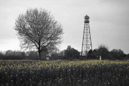 Leuchtturm in Campen. Foto: Björn Othlinghaus