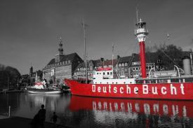 In Emden. Foto: Björn Othlinghaus