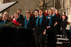 Der Frauenchor Cantabile. (Foto: Björn Othlinghaus)r Cantabile. (Foto: Björn Othlinghaus)