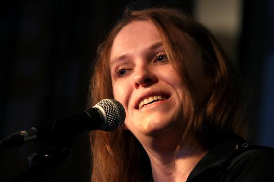 Luise Frenzel. (Foto: Björn Othlinghaus)