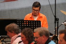 Jazz Fazz Big Band. (Foto: Björn Othlinghaus)