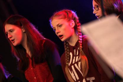 Musikschule Grenzenlos. (Foto: Björn Othlinghaus)