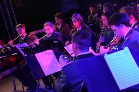 Musikzug Versetaler Schützenverein. (Foto: Björn Othlinghaus)