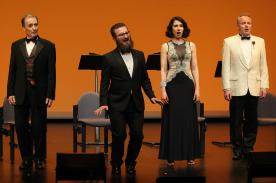 The London Quartet. (Foto: Björn Othlinghaus)