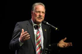 Bürgermeister Dieter Dzewas. (Foto: Björn Othlinghaus)