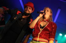 Captain Dance bei Dahlmann. (Foto: Björn Othlinghaus)