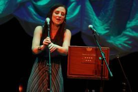 Julie Fowlis. (Foto: Björn Othlinghaus)