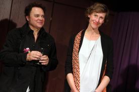 Raymond Sepe, Rebecca Egeling. (Foto: Björn Othlinghaus)