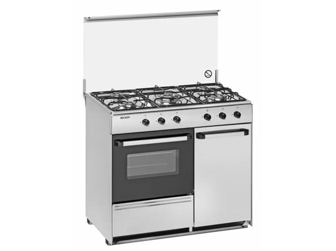 Cocina de Gas BECKEN S 9055 IX A  WORTEN