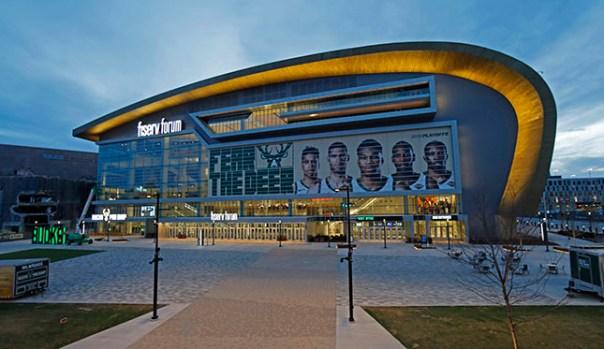 Fiserv Forum Arena