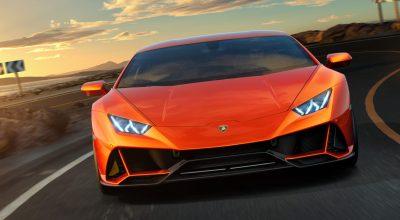 Lamborghini Huracán EVO. Photo courtesy of Lamborghini