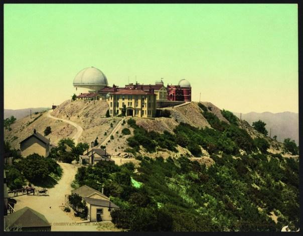 Lick Observatory in Mount Hamilton, Calif