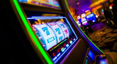 Slot Machines, Gambling