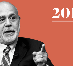 Power 100 Ben Bernanke