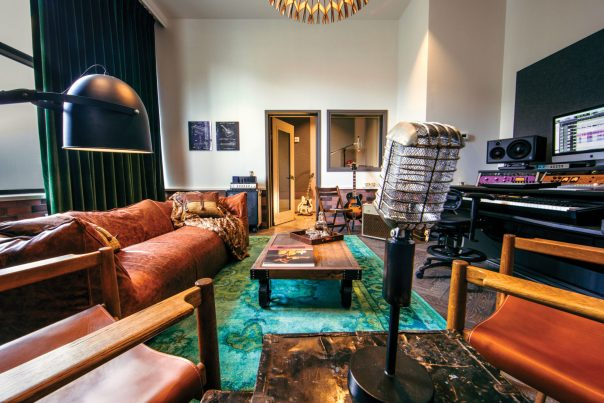 Writers Studio at Hutton Hotel — Katie Kauss