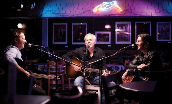 Songwriters at The Bluebird Cafe — Nashville Convention & Visitors Corps