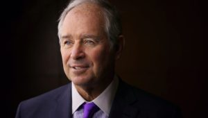 The Rise and Rise of Steve Schwarzman
