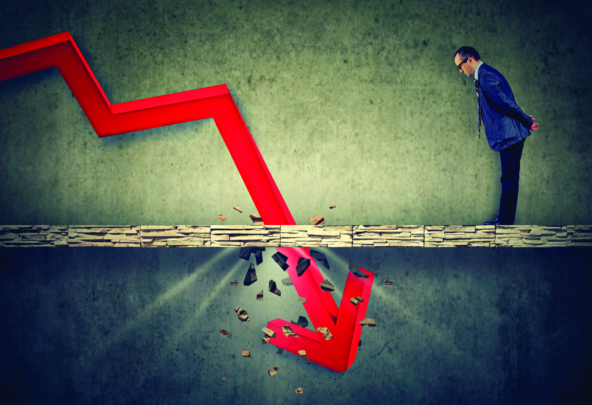 negative interest rate