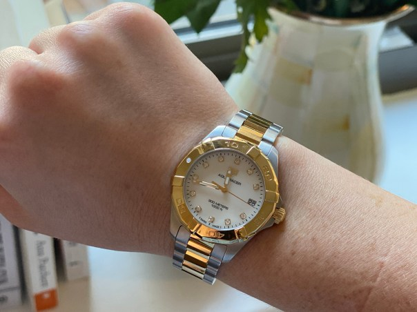 Tag Heuer Aquaracer Ladies Quartz
