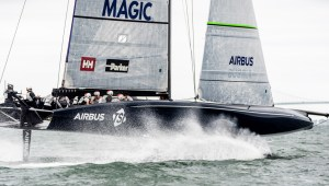 This Is the Airbus-Designed Boat That Could Win the Next America's Cup