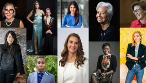 Groundbreakers 2020: 50 Women Changing the World
