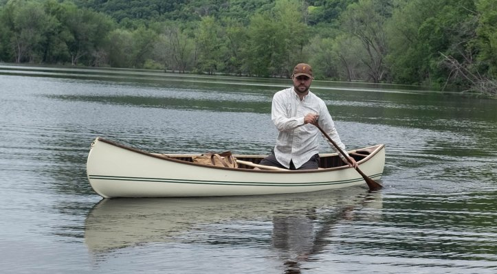 Ball and Buck Canoe