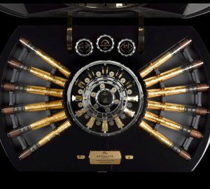 Imperiali Genève Emperador Cigar Chest