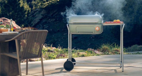 Spark Precision Charcoal Grill