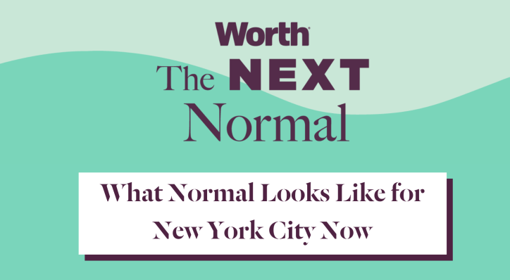 What Normal Looks Like for New York City Now