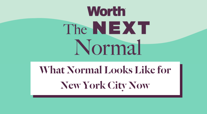 The Next Normal: What Normal Looks Like for New York City Now