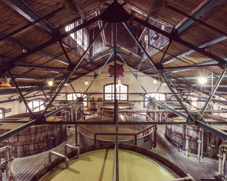 Four Roses Whiskey Distillery