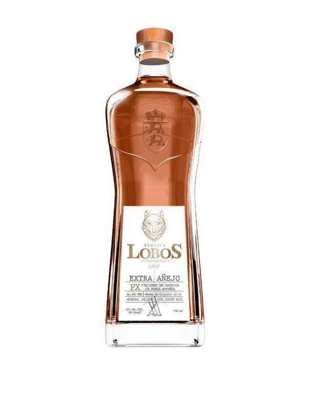 Lobos 1707 Tequila, Extra Anejo