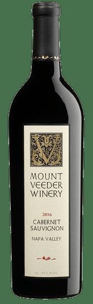 Mount Veeder Winery 2017 Reserve